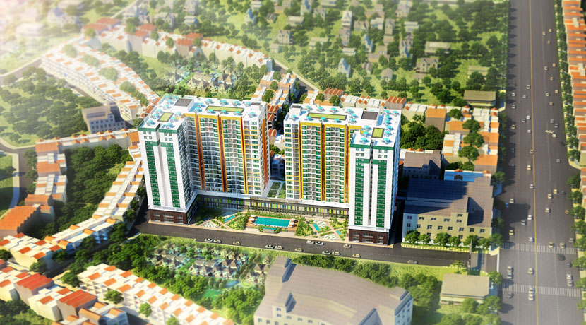 Melody Residences Tân Phú