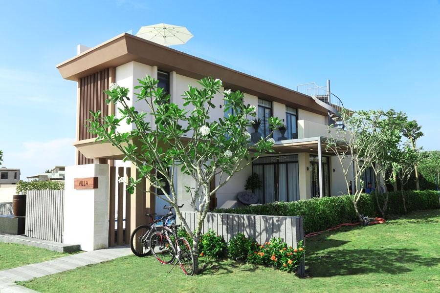 Nhà mẫu biệt thự Cam Ranh Mystery Villas